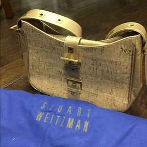 One Stuart Weitzman Hand Bag